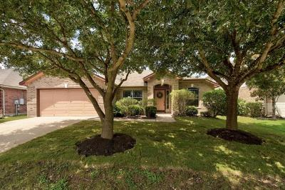 Pflugerville Single Family Home For Sale: 3616 Taylor Falls Dr