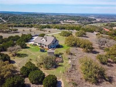Spicewood Single Family Home For Sale: 203 Granite Ridge Dr