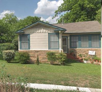 Austin Single Family Home For Sale: 408 W 34th St N