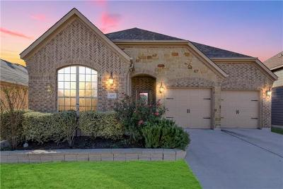 Hutto Single Family Home For Sale: 109 Shiloh Cv