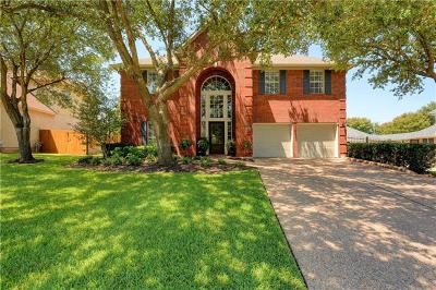 Austin Single Family Home Pending - Taking Backups: 5228 China Garden Dr