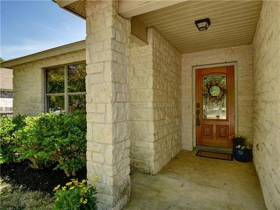 Leander Single Family Home Pending - Taking Backups: 2308 Cottontail Dr