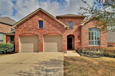 Cedar Park Single Family Home Pending - Taking Backups: 1402 Terrace View Dr