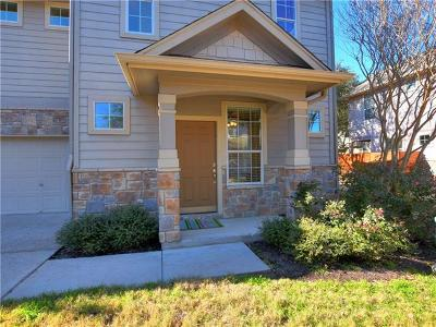 Condo/Townhouse Pending - Taking Backups: 11000 Anderson Mill Rd #45