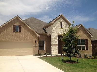 Pflugerville Single Family Home For Sale: 19804 Moorlynch Ave