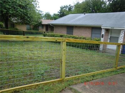 Rental For Rent: 4707 Bull Creek Rd #B