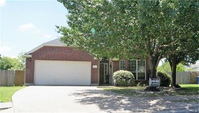 Hays County, Travis County, Williamson County Single Family Home For Sale: 205 Jockey Bluff Cv