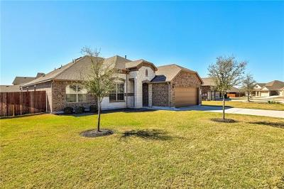 Leander Single Family Home For Sale: 2312 Grand Lake Pkwy