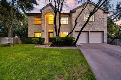 Austin Single Family Home For Sale: 3808 Standfield Ct