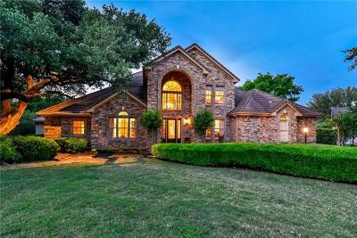 Hays County, Travis County, Williamson County Single Family Home Pending - Taking Backups: 3987 Westlake Dr