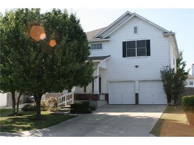 Buda Single Family Home For Sale: 513 Rockhurst St