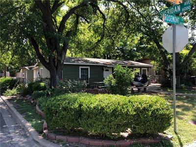 Single Family Home For Sale: 1047 Rosemont St