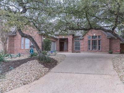 Austin Single Family Home For Sale: 8001 High Hollow Dr
