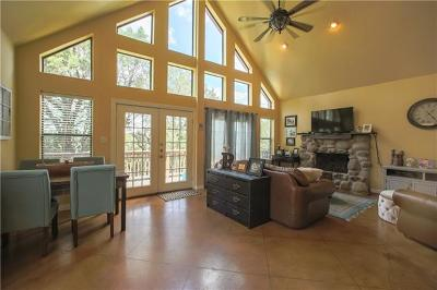 Travis County Single Family Home Pending - Taking Backups: 2503 Crazyhorse Pass