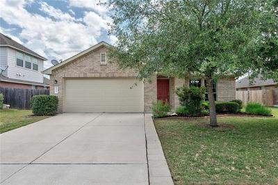 Buda Single Family Home Active Contingent: 2083 Sid Allens Dr
