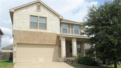 Killeen Single Family Home For Sale: 9208 Bellgrove Ct
