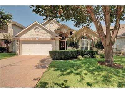 Round Rock Single Family Home Pending - Taking Backups: 1904 NW Wood Glen Dr