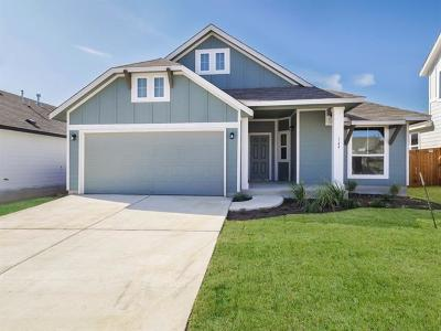 Liberty Hill Single Family Home For Sale: 144 Fire Wheel Pass