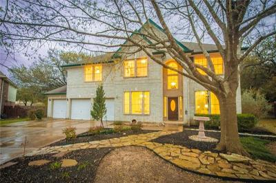 Round Rock Single Family Home Pending - Taking Backups: 1004 Chickory Ct