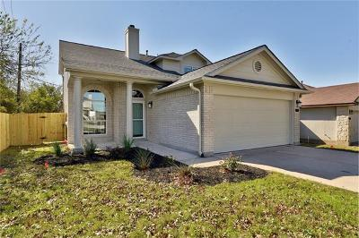 Hutto Single Family Home For Sale: 216 Cassandra Dr