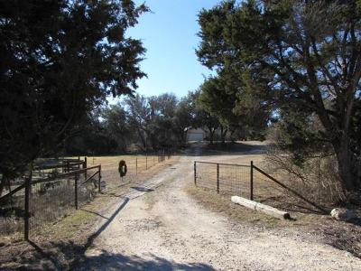 Williamson County Single Family Home For Sale: 151 County Road 229