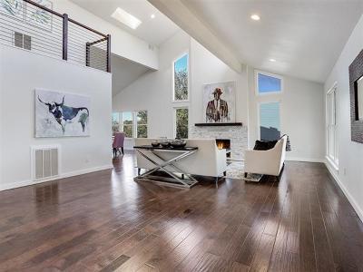 Austin Single Family Home Active Contingent: 8502 Walhill Cv