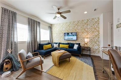 Hays County, Travis County, Williamson County Condo/Townhouse For Sale: 6800 Manchaca Rd #38