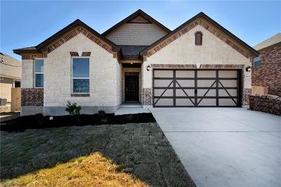 Lockhart Single Family Home For Sale: 1604 Henbit Ln