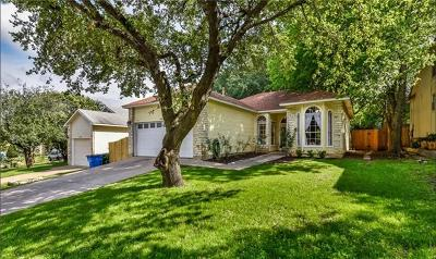 Austin Single Family Home Pending - Taking Backups: 2302 Big Hollow Dr