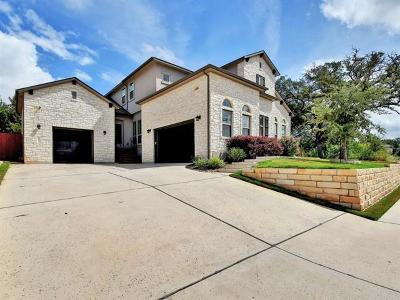 Cedar Park Single Family Home For Sale: 2815 Grand Oaks Loop