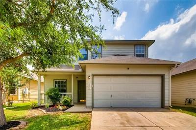 Hays County, Travis County, Williamson County Single Family Home Pending - Taking Backups: 9303 Brents Elm Dr