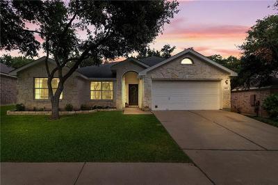 Austin Single Family Home Pending - Taking Backups: 6916 Gabion Dr