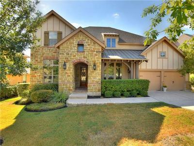 Austin Single Family Home For Sale: 17613 Wildrye Dr