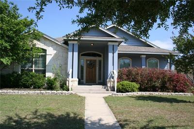 Pflugerville Single Family Home Pending - Taking Backups: 1308 Kingston Lacy Blvd