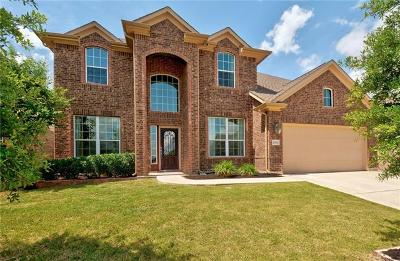 Pflugerville Single Family Home For Sale: 2701 Barley Field Pass