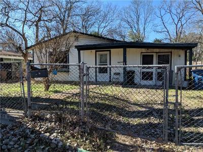 Austin Single Family Home Pending - Taking Backups: 1126 Ebert Ave