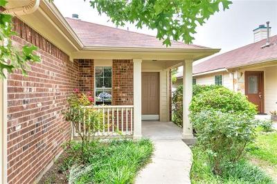 Austin Single Family Home Pending - Taking Backups: 7933 Tee Dr