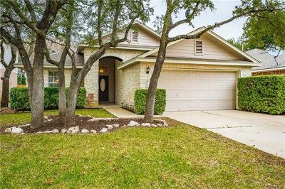 Cedar Park Single Family Home For Sale: 2307 Clover Ridge Dr