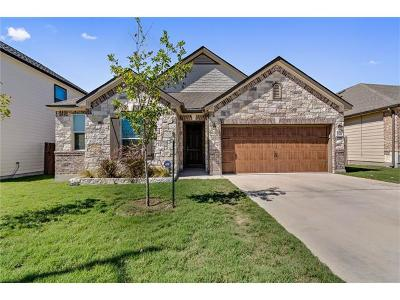 Austin Single Family Home For Sale: 7117 Ondantra Bnd