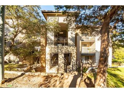 Austin Condo/Townhouse For Sale: 6000 Shepherd Mountain Cv #1813