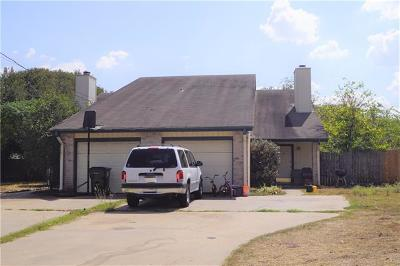 Georgetown Multi Family Home For Sale: 108 Verna Spur