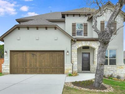 Bee Cave TX Single Family Home For Sale: $424,990