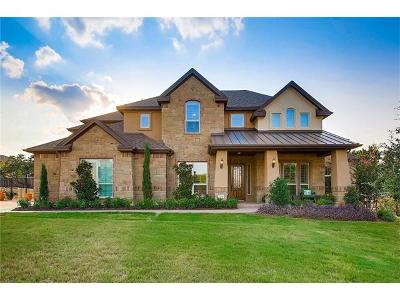 Spicewood Single Family Home For Sale: 21616 Diamante Cv