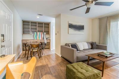 Travis County Condo/Townhouse For Sale: 6903 Deatonhill Dr #22