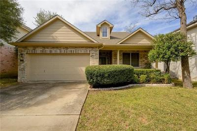 Austin Single Family Home For Sale: 8906 Wampton Way