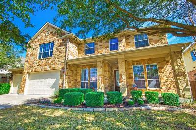 Cedar Park Single Family Home For Sale: 2010 Ebbsfleet Dr