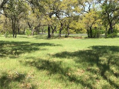 Spicewood Residential Lots & Land For Sale: 2108 Cisco Dr