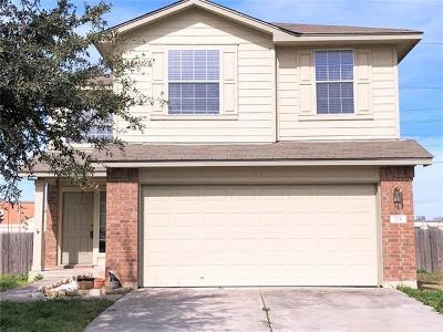 Hutto Rental For Rent: 128 Holland St