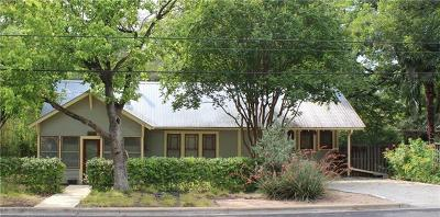 Austin Single Family Home For Sale: 4808 Avenue F