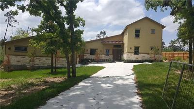 Bastrop Single Family Home For Sale: 138 Lakeside Dr